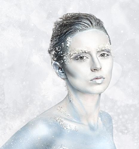Avant-garde Ice Princess