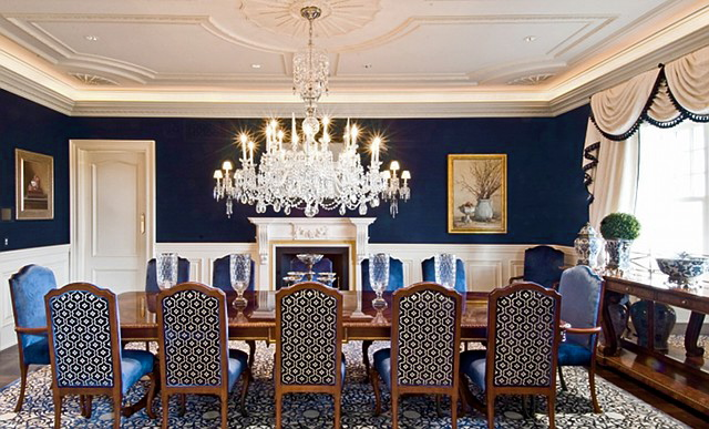 Beyonce Dining Room