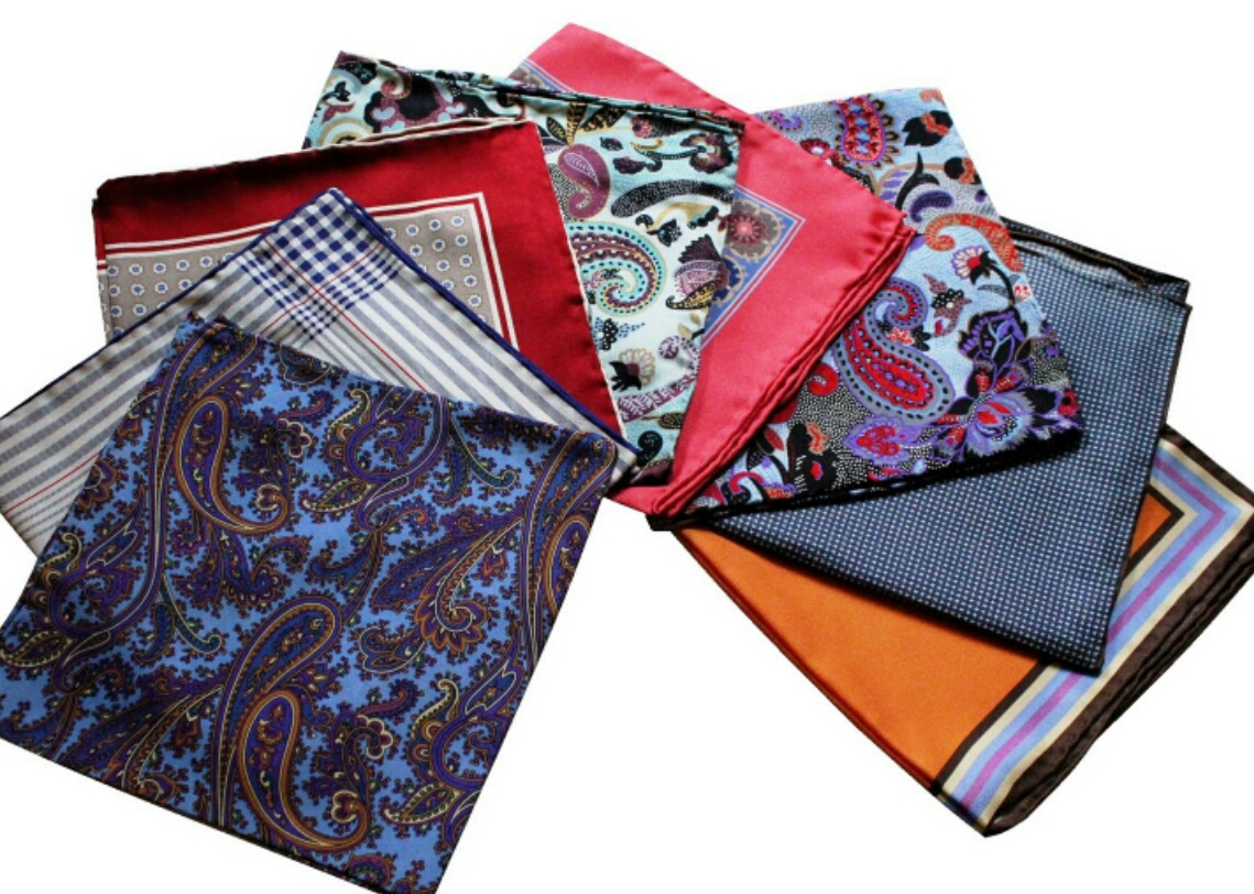 Carolina STYLE Fall STYLE in the Carolinas Liles Clothing Studio Pocket Squares
