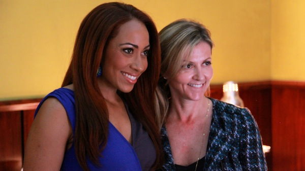 TV Reporter/Anchor Audrina Bigos and CEO / Brand Strategist Melanie Guinn Buchanan