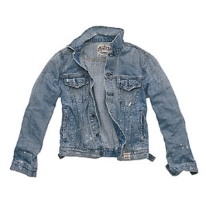 Men's Jean Jacket Sir Byron Laurent