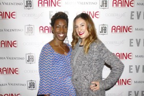 Founder and Editor-in-Chief Nova Lorraine with NYC Market Editor Bianca Torres Photo Credit: Travis Jones
