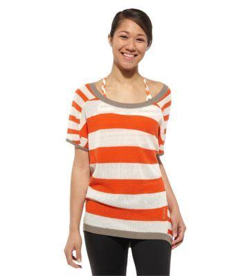 Reebok Women's Yoga Sweater $85 at reebok.com
