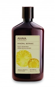 Mineral Botanic cream wash Tropical Pineapple  White Peach