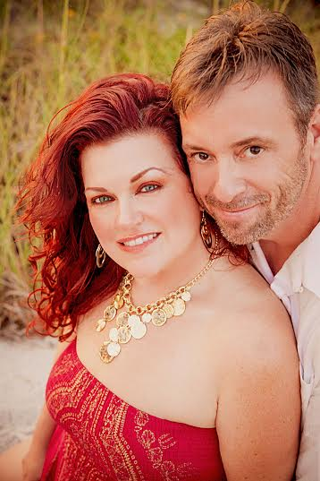 Steve and Jennifer Waller, Founders of Celtic Complexion