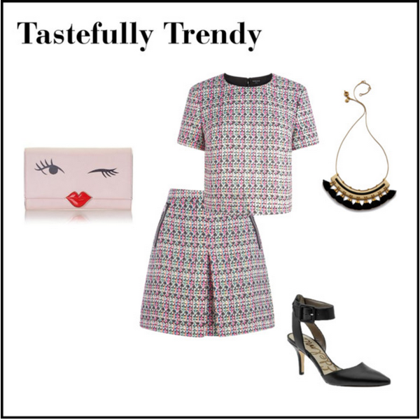 Valentine's Day Outfit | Tastefully Trendy