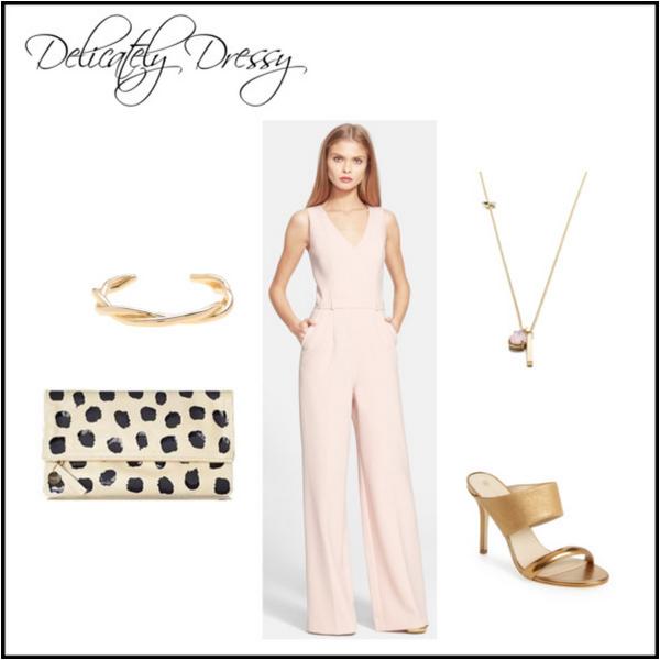 Valentine's Day Outift | Delicately Dressy