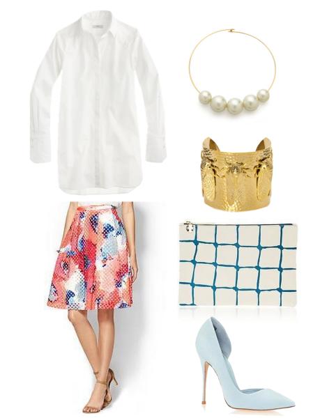 Charleston Fashion Week Outfit | Day 3