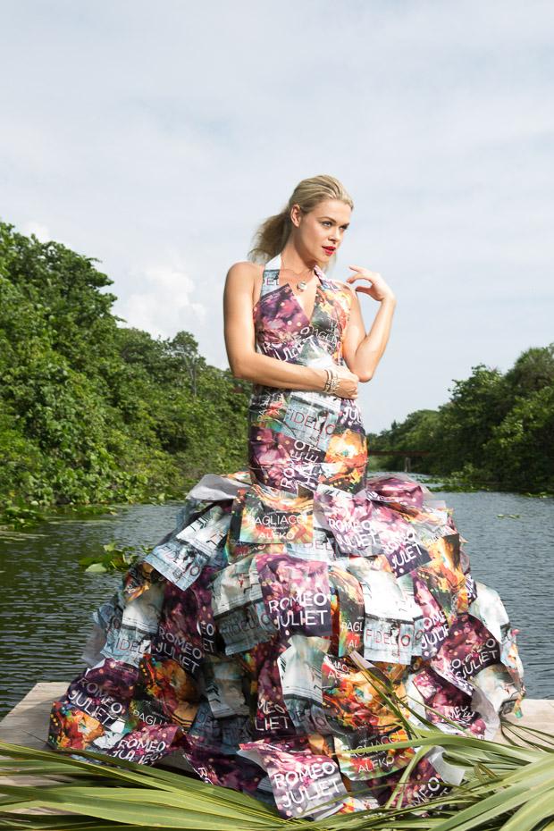 Opera Carolina Garbage Gone Glam