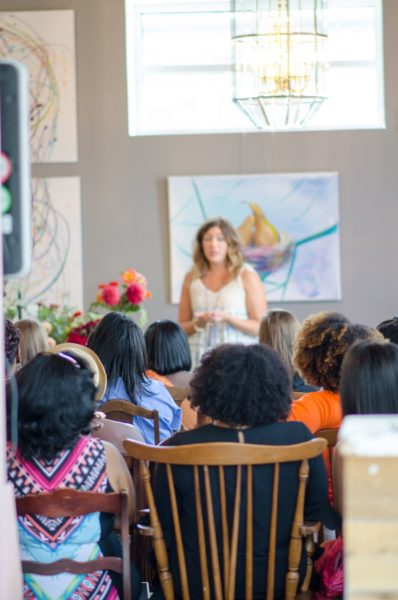 Speaker, Jennifer Burnham, Owner, Pure and Simple Organizing